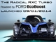Nouvelle Radical RXC Turbo: 450 ch