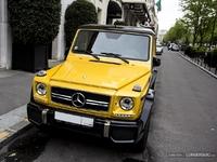 Photos du jour : Mercedes Classe G 63 AMG