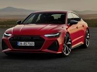 Salon de Francfort 2019 - Audi dévoile la RS7 Sportback