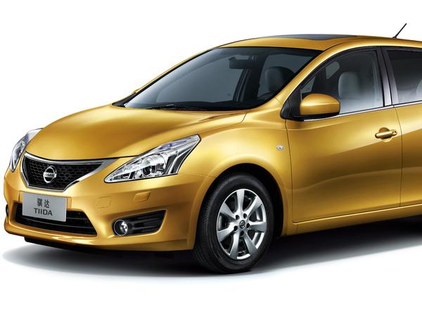 Tiida 2 : le best-seller mondial de Nissan fait peau neuve