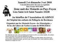 Du coeur et de la solidarité les 2 et 3 octobre en Aquitaine