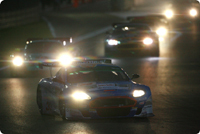 FIA GT Adria: victoire d'une Aston Martin DBR9