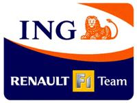 Renault F1: ING s'en ira après 2009