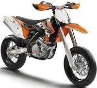 KTM: une 450 SMR pour 2012