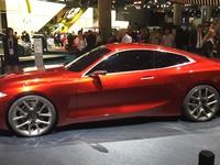 BMW concept 4 : futur coupé - En direct du salon de Francfort 2019