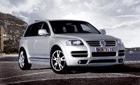 Deux séries spéciales sur le Volkswagen Touareg