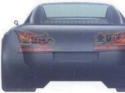 Lifan, constructeur chinois, prépare une voiture de sport