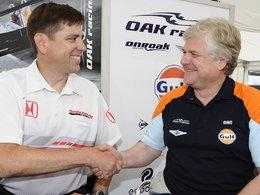 WEC - OAK Racing avec HPD/Honda en LMP1