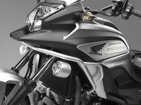 Actualité moto - Honda: Les NC700X au rappel
