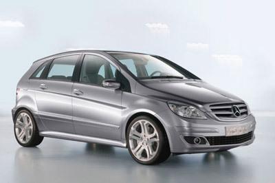 Mercedes Classe B : plus que quelques mois à attendre