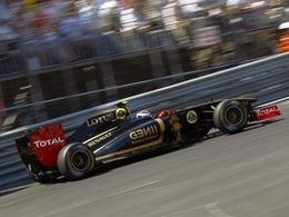 Lotus-Renault vise le top 8 au Canada