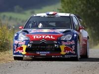 WRC Allemagne Jour 1 : Loeb maîtrise déjà