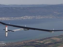 Solar Impulse : vol de nuit concluant pour le premier avion solaire