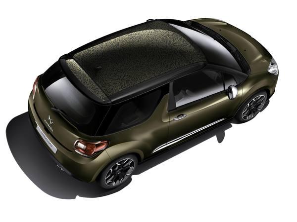 """Nouvelle Citroën DS3 """"Matière Grise"""""""