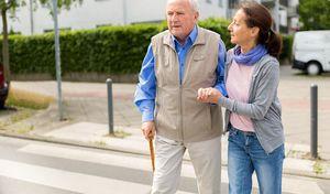 Sécurité routière: près d'un piéton sur deux décédés a plus de 65 ans