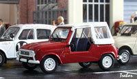 Miniature : 1/43ème - CAR SYSTEME STYLE JP4 Belle-Ile