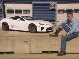 5th Gear : Audi RS6 vs Mercedes E63 AMG et Lexus LF-A
