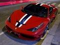 Photos du jour : Ferrari 458 Speciale