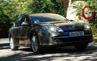 Blog Test Renault Laguna 3: la galerie photo