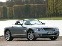 Essai - Chrysler Crossfire roadster : chevaux au vent