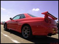 La photo du jour : Nissan Skyline GTR