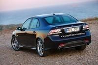 Salon de Francfort : Saab 9-3 Turbo X – officieuse