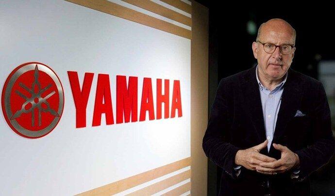 Eric de Seyne, le PDG de Yamaha Europe explique les difficultés du moment de l'industrie moto