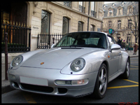 La photo du jour : Porsche 911 Turbo 993