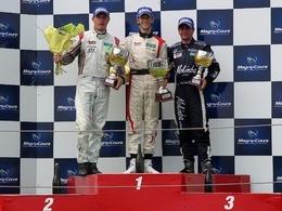 AutoGP/Magny-Cours: Grosjean prend la tête du championnat puis la perd!