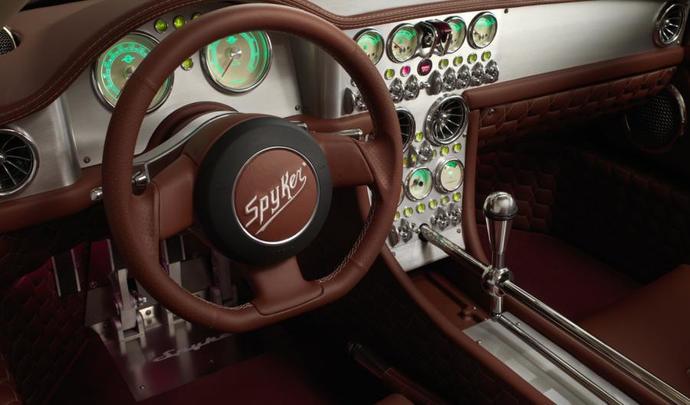 Spyker passe au SUV, comme tout le monde
