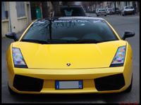 La photo du jour : Lamborghini Gallardo SE
