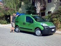 Salon de Francfort : future Fiat Fiorino/Minicargo, c'est elle – Acte 2