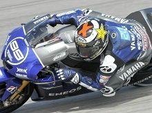 Moto GP - Aragon Qualifications: Jorge Lorenzo signe sa cinquième pole de l'année