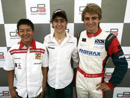 GP3/Silverstone: Gutierrez se détache au championnat