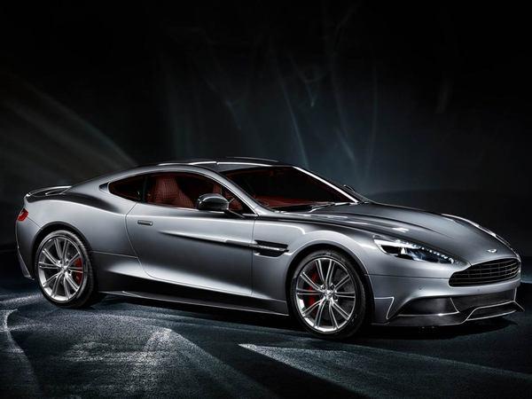 """(Minuit chicanes) Nouvelle Aston Martin """"The fine Vanquish"""""""