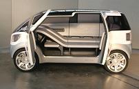 Mitsubishi Concept EZ-MIEV - Acte 2 : l'astuce cachée