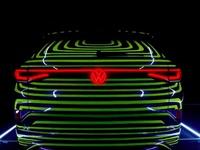 Volkswagen montre son SUV électrique