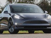 Nouvelle batterie pour la Tesla Model 3