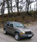 Essai - Jeep Cherokee 2.8 CRD : moins sauvage, plus civilisé