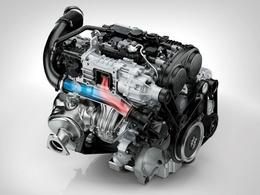Le quatre cylindres T6 Drive-E de Volvo élu moteur de l'année aux Etats-Unis