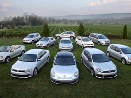 Volkswagen a vendu près de 6 millions de voitures en 2013