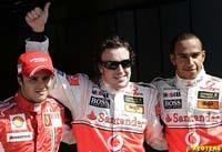 GP d'Italie : Fernando Alonso dominateur