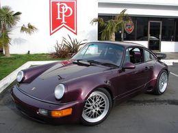 Porsche turbo,  739 chevaux sur les roues arrières