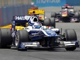 Williams mise sur Cosworth