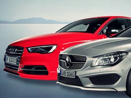 Ventes 2013 : Mercedes revient sur Audi