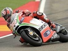 Moto GP - Ducati: Vittoriano Guareschi a retrouvé le sourire