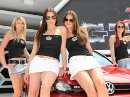 Toutes les filles du Wörthersee Tour 2011