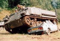 Conduisez un char d'assaut !
