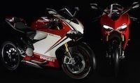 Ducati 1199 Panigale, élue moto du Salon de Milan 2011