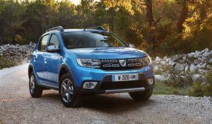 La Dacia Sandero reste l'auto préférée des clients particuliers